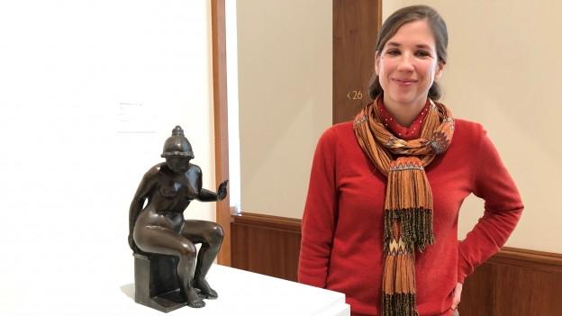 Sue hat Basler Museum durchforstet