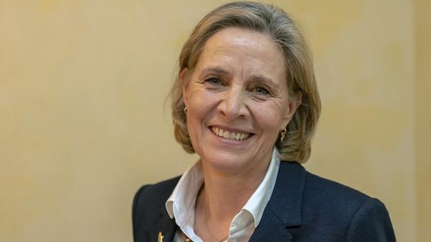 LDP-Präsidentin Patricia von Falkenstein.