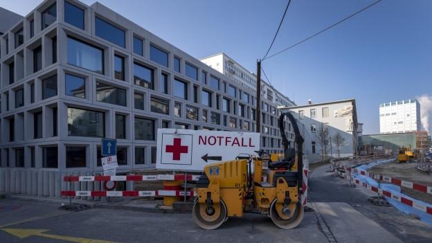 Das Universitätsspital Basel fusioniert nicht mit dem Kantonsspital Baselland.