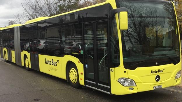 Die Autobus AG zeigt sich überrascht vom Schritt der Regierung