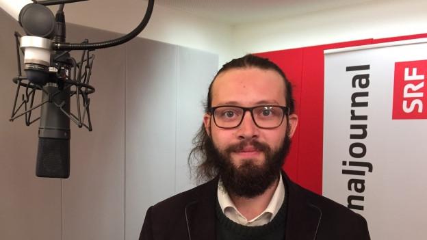 Bàlint Csontos, Präsident der Grünen Baselland