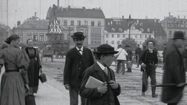Ausschnitt aus dem Film.