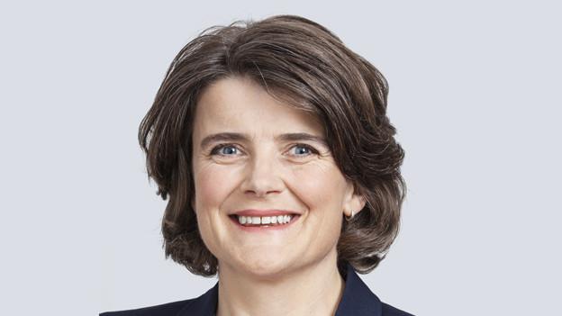 Porträt Kathrin Schweizer