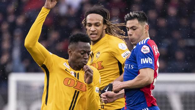 Basel und Young Boys spielen 2:2