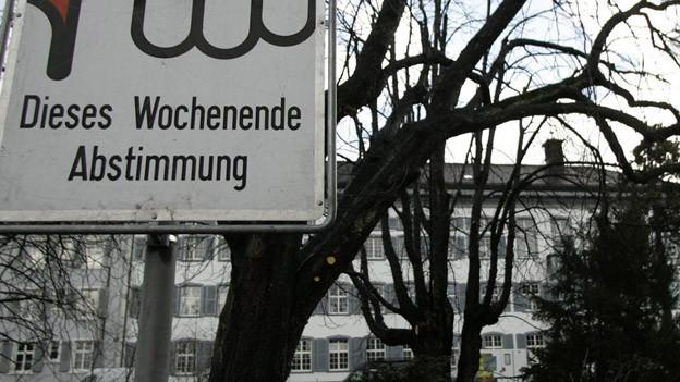 In Liestal wird auf die Wahlcouvert gewartet