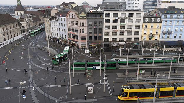 Basler Centralbahnplatz