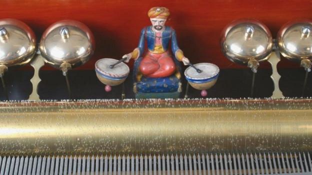 Das Musikautomatenmuseum Seewen ist das einzige Bundes-Museum in den Kantonen Aargau und Solothurn.