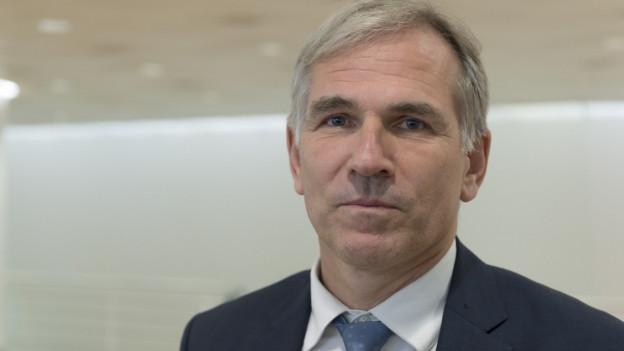 Lorenz Nägelin kritisiert SVP