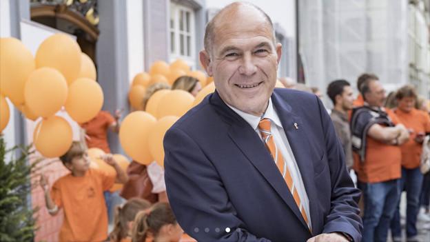 Finanzdirektor Anton Lauber ist mit dem Vorschlag der Kommission einverstanden
