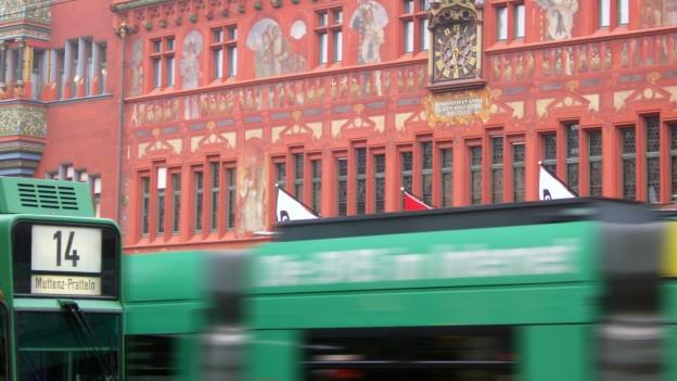 Die BVB beschäftigt die Basler Politik weiterhin
