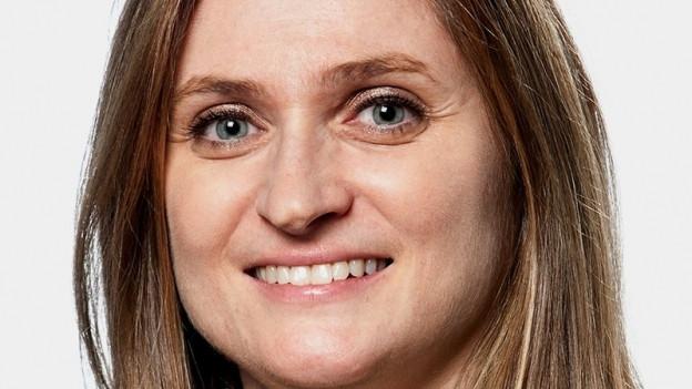 Für die SVP tritt Gianna Hablützel-Bürki an.