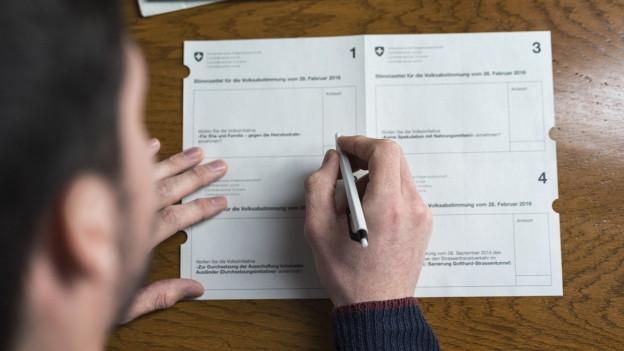 In Basel-Stadt sollen bereits 16-Jährige abstimmen dürfen.