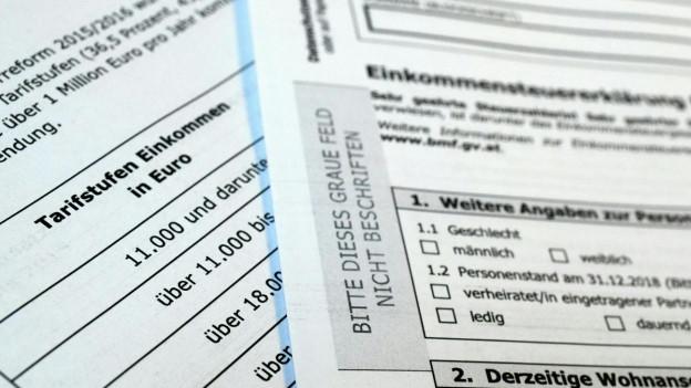 Steuerdaten aus dem Ausland können für die Schweizer Behörden interessant sein
