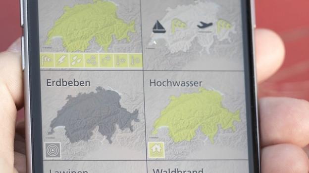 Baselland will Erdbeben-Versicherung