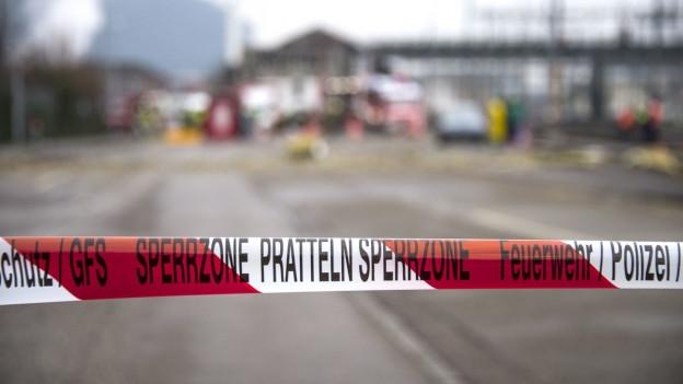 Chemie-Firma Rohner hat gegen Auflagen des Kantons verstossen