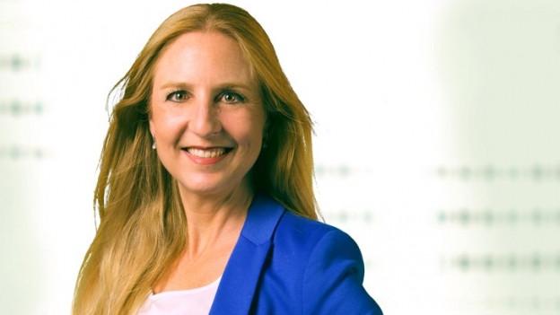Katja Christ will Basler Regierungsrätin werden