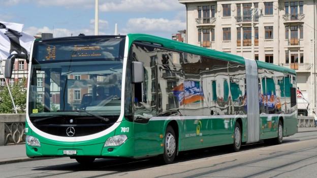 Bus der BVB