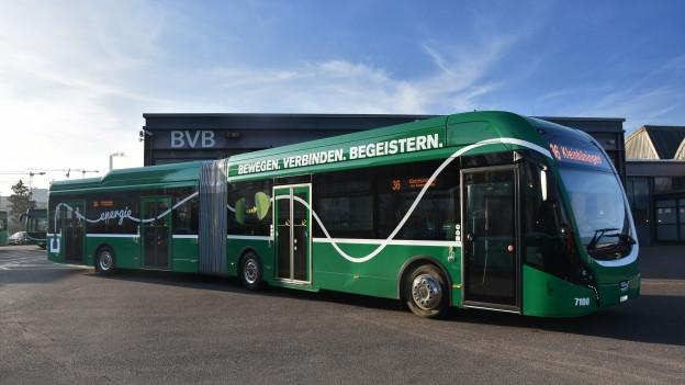 Betroffen von den Ausfällen sind vor allem Buslinien.
