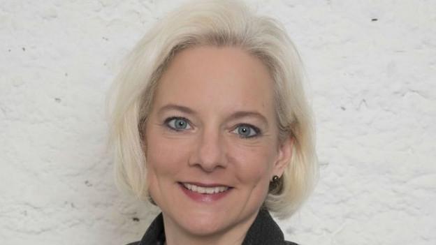 Nadine Gautschi ist Ökonomin und arbeitet beim Basler Justiz- und Sicherheitsdepartement.