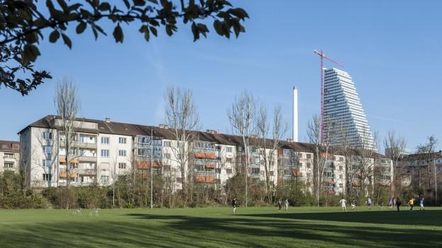 Regierung will den Anteil an gemeinnützigen Wohnungen