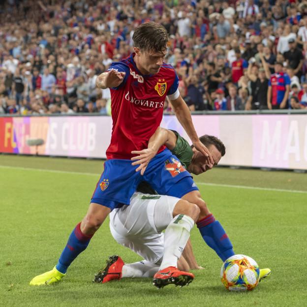 Basel glänzt gegen Eindhoven
