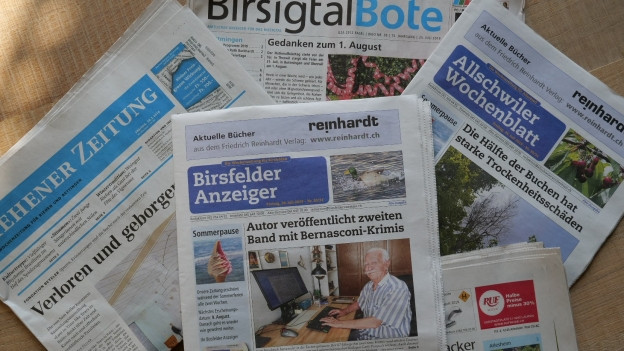 Viele Lokalzeitungen stehen unter Spardruck