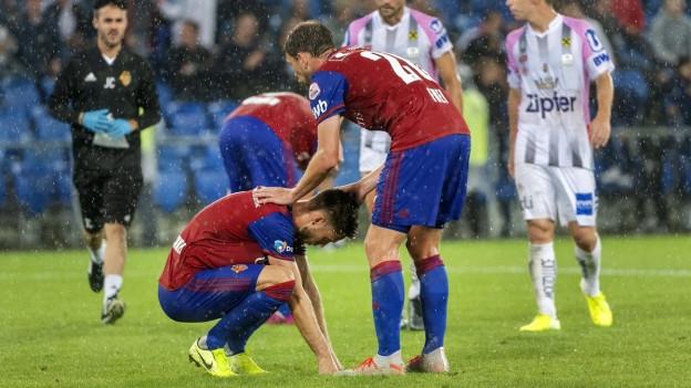 Der FC Basel verliert in CL-Qualifikation gegen ASK Linz
