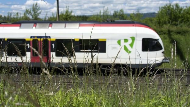 Die Regio S-Bahn verkehrt im Laufental nicht aber im Leimental