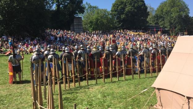 Römerfest in Augst