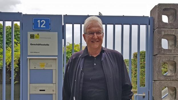 Christian Schmid, Interimistischer Leiter des BSC Old Boys