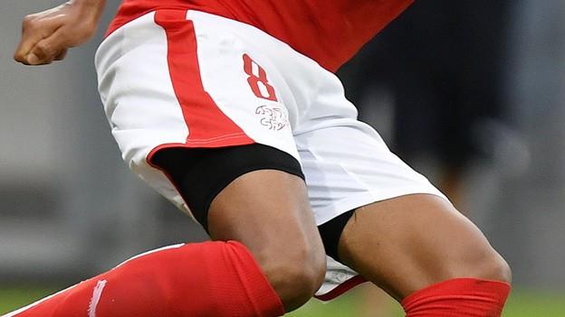 Fussball: Schweiz unterliegt England bei den Junioren