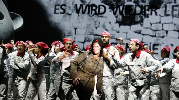 Saisonstart im Theater Basel