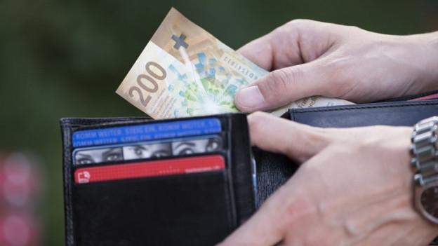 Der Reichtum hat auch in Basel-Stadt zugenommen.