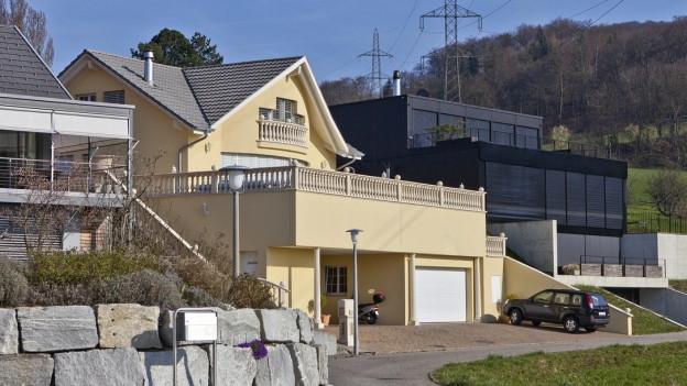 Basel-Land als Paradies für Einfamilien-Häuser
