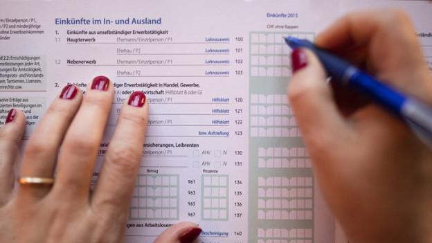 15 Prozent der Steuererklärungen fehlen noch