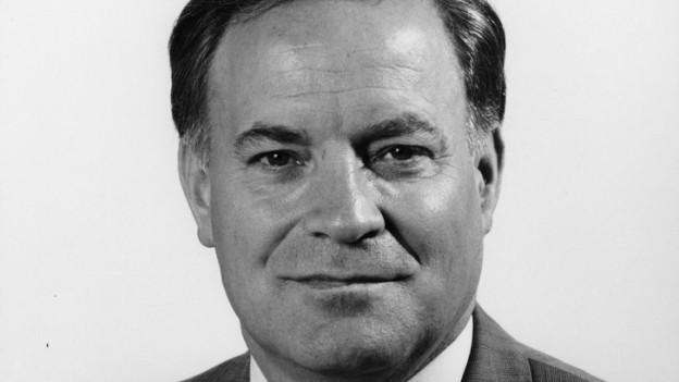 Werner Spitteler war während zwölf Jahren Vorsteher der Volkswirtschafts- und Sanitätsdirektion.