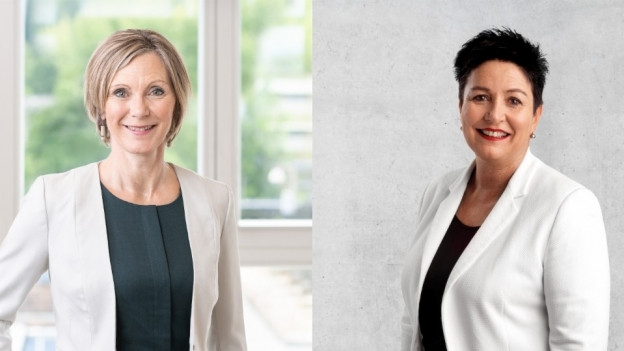 Maja Graf und Daniela Schneeberger kämpfen um Stimmen im 2. Wahlgang