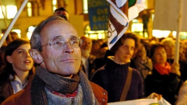 Martin Vosseler wurde Anfang Oktober 71 Jahre alt