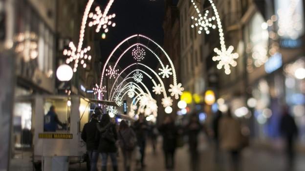 Die Finanzierung der Weihnachtsbeleuchtung in der Freien Strasse steht auf wackligen Beinen.