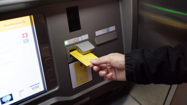 Mehrere Postomaten in Basel sind derzeit defekt