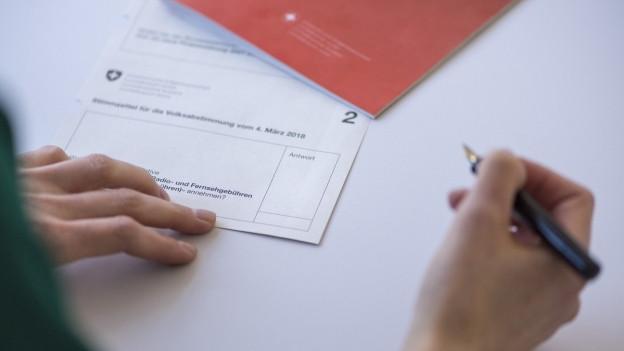 Neuer Anlauf: In Basel-Stadt sollen Jugendliche schon mit 16 Jahren abstimmen dürfen.