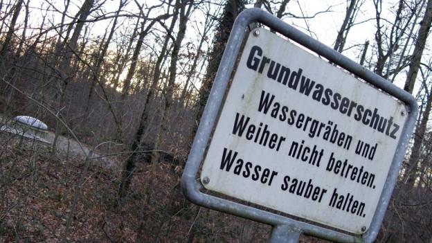 Die IWB haben die Rohwasserentnahme aus dem Rhein Ende Oktober 2019 vorsorglich abgestellt