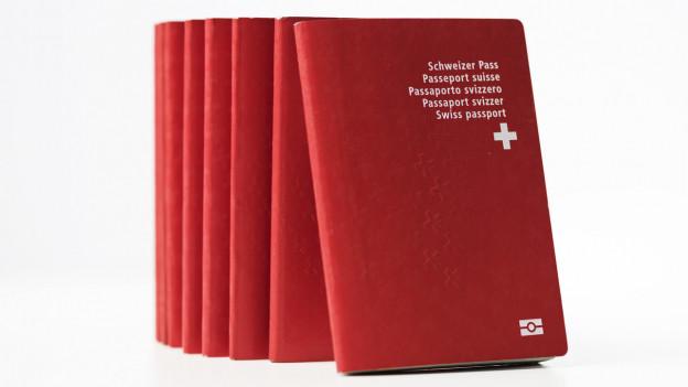 Was braucht es für den Schweizer Pass?