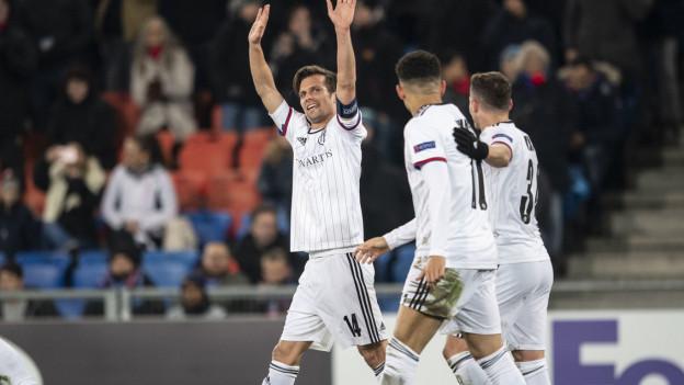 Basel schlägt Trapzonspor