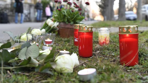 Das Tötungsdelikt am Basler St. Galler-Ring sorgte März für viel Betroffenheit.