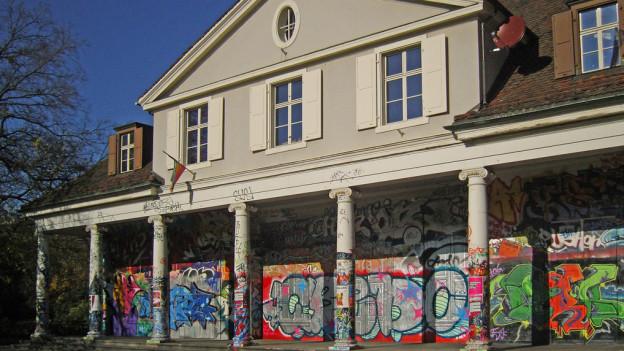 Sommercasino ist ein wichtiger Ort der Basler Jugendkultur