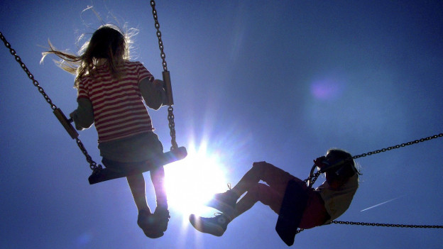 Kinder wollen ihr eigenes Umfeld mitgestalten