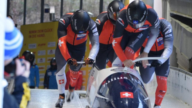 Drei Baselbieter und ein Zürcher wollen im Bobsport ganz vorne mitfahren