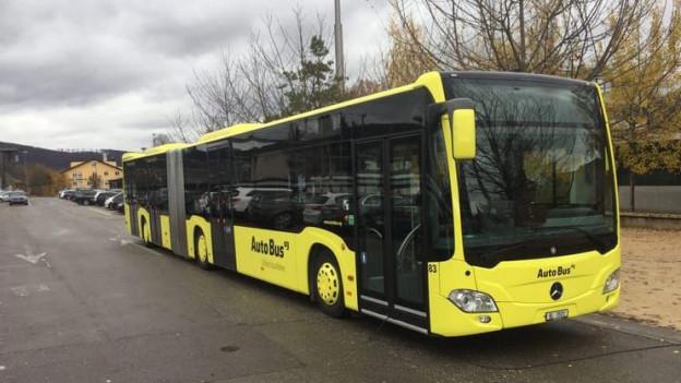 Bus der Autobus AG im Baselbiet,