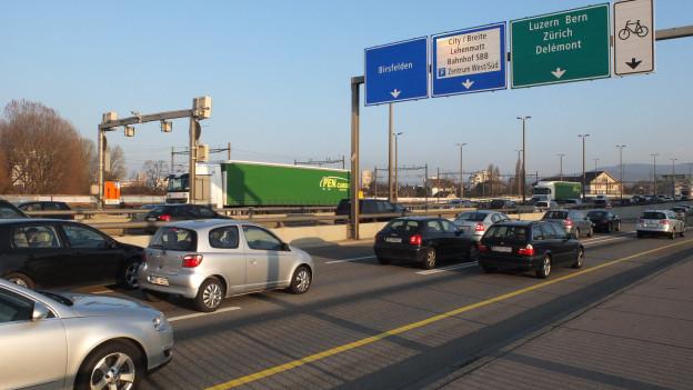 Basel-Stadt verbannt den umweltschädlichen Verkehr ab 2050